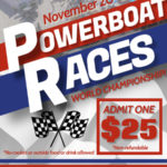 Ticket preview: Englewood Beach Waterfest OPA Powerboat Races World Championship Nov 20-221, 2021, $25