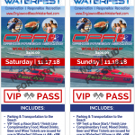Englewood Beach Waterfest 2018 Even VIP Pass Preview