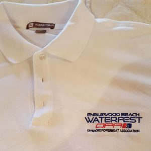 Englewood Beach Waterfest Polo Shirt