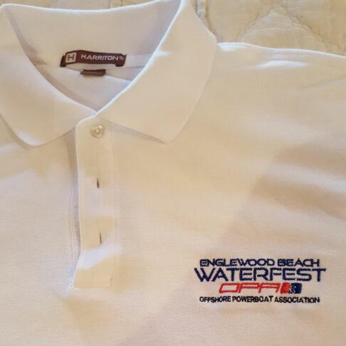 Englewood Beach Waterfest Polo Shirt