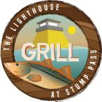 Lighthouse Grill at Stump Pass logo