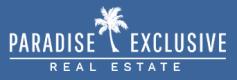 Paradise Exclusive Real Estate logo