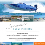 Souvenir Event Program Flyer