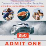 Englewood Beach Waterfest Block Party VIP Ticket