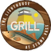 The Lighthouse Grill at Stump Pass logo