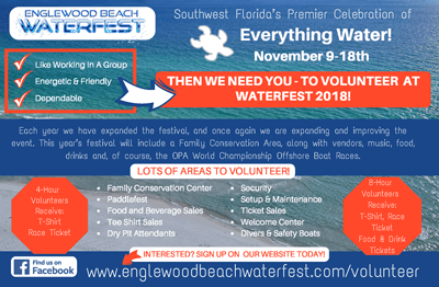 Volunteer Information Flyer