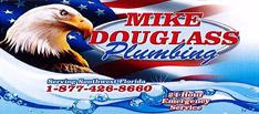 Mike Douglass Plumbing logo