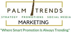 Palm Trends Marketing logo