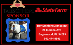 Tales of Hope Sponsor - StateFarm Ron Smith Insurance