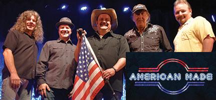 5 American Band Members