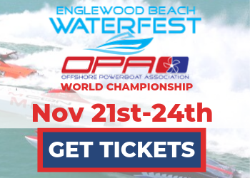 Englewood Beach Waterfest OPA Wolrd Championship Nov 21st - 24th - Get Tickets