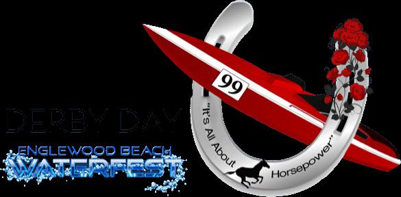 Derby Day Englewood Beach Waterfest logo