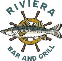 Riviera Bar and Grill logo