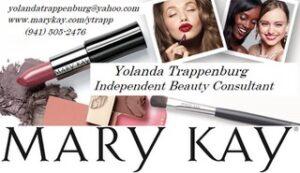 Yolanda Trappenburg Independent Beauty Consultant Mary Kay