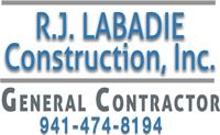 R.J. Labadie Construction, Inc. General Contractor, 9414748194